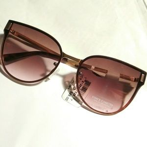 Vince Camuto Rose Gold Sunglasses